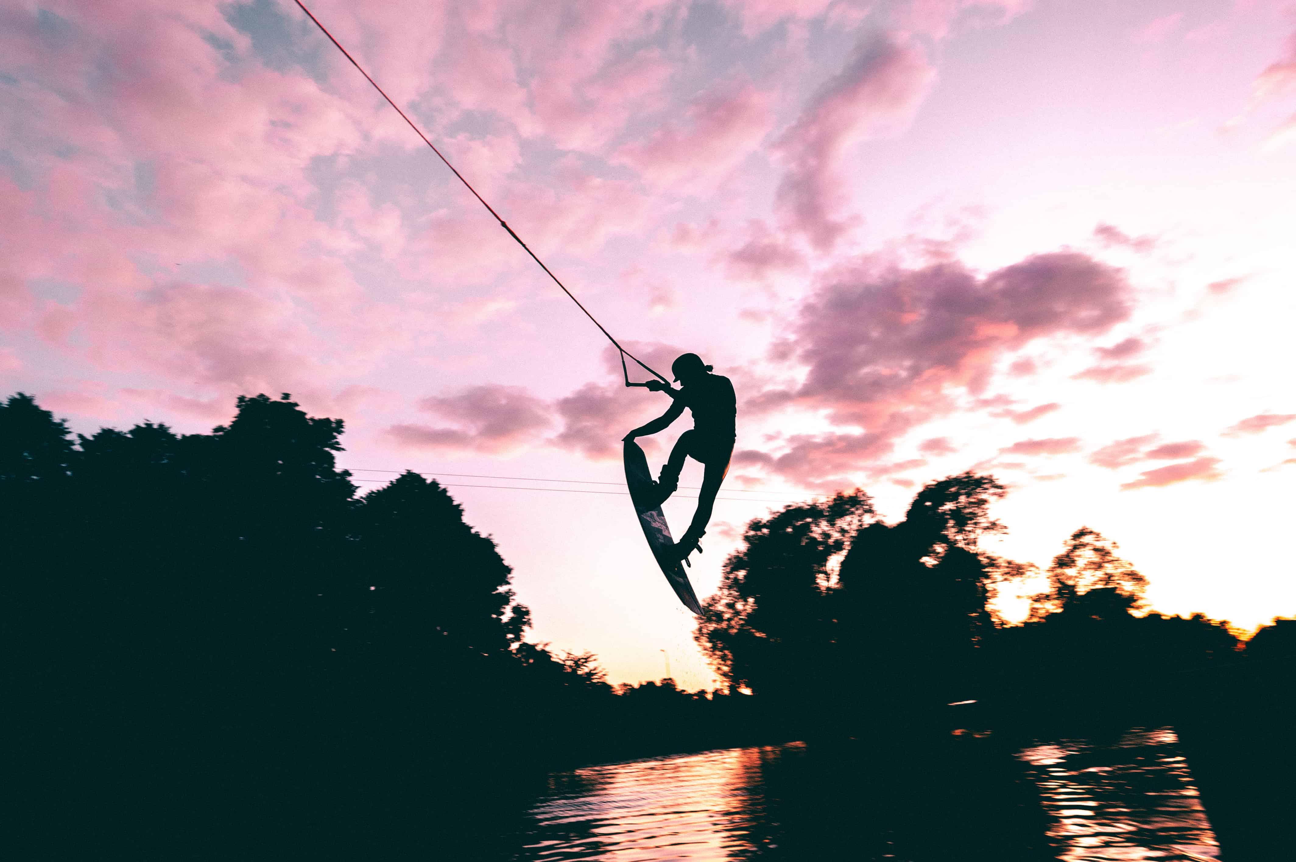 Sporto fotografija lstudio.lt wakeboarding